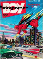 Super Boy (2e série) -112- Contre 100.000 dollars