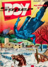 Super Boy (2e série) -113- Panique à Deal Valley