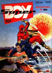 Super Boy (2e série) -114- Le chatiment