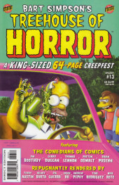 Simpsons (The): Treehouse of Horror (1995) -13- Treehouse of Horror #13