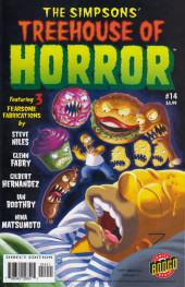 Simpsons (The): Treehouse of Horror (1995) -14- Treehouse of Horror #14