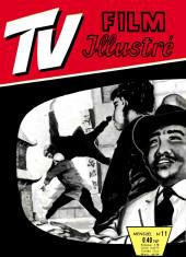 TV FILM Illustré -11- Trois hommes sur un radeau