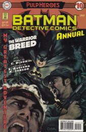 Detective Comics (1937) -AN10- The warrior breed