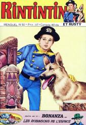 Rin Tin Tin & Rusty (2e série) -92- L'embuscade