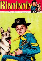 Rin Tin Tin & Rusty (2e série) -58- Adieu, Rintintin !