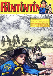 Rin Tin Tin & Rusty (2e série) -116- Soldat Brendlow héros de Creek Valley