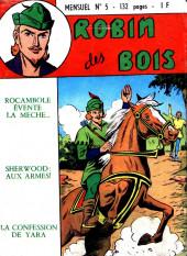 Robin des bois (Jeunesse et vacances) -5- Les 4 as - Rocambole évente la mèche