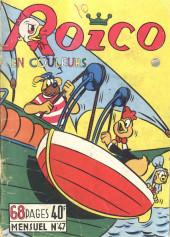 Roico -47- Roico et Toto le magnifique