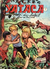 Yataca (Fils-du-Soleil) -1- Les petits d'hommes