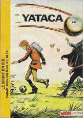 Yataca (Fils-du-Soleil) -243- Les frères Marks - Match à suspense