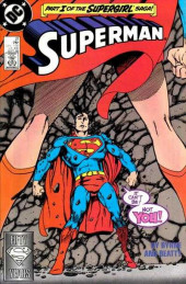 Superman (1987) -21- You Can't Go Home Again