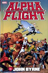 Alpha Flight (1983) -OMNI- Alpha Flight by John Byrne Omnibus