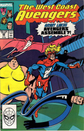 Avengers West Coast (1989) -46- Franchise