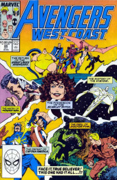 Avengers West Coast (1989) -49- Baptism of Fire