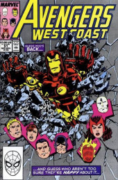 Avengers West Coast (1989) -51- I Sing of Arms and Heroes