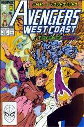 Avengers West Coast (1989) -53- The Plan Proceeds