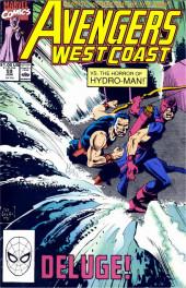 Avengers West Coast (1989) -59- Get Smart