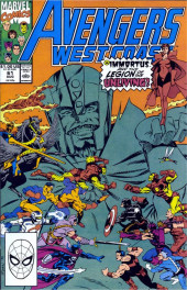 Avengers West Coast (1989) -61- The Immortus Imperative