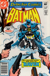 Detective Comics Vol 1 (1937) -514- Haven