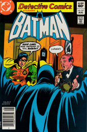 Detective Comics Vol 1 (1937) -517- The monster in the mirror