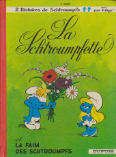 Les schtroumpfs -3b80- La Schtroumpfette