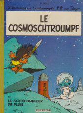 Les schtroumpfs -6b83 Nov- Le cosmoschtroumpf
