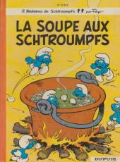 Les schtroumpfs -10a1981- La soupe aux Schtroumpfs