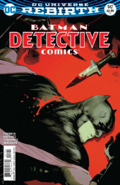 Detective Comics (1937) -947VC- The Victim Syndicate Finale : The Brave One
