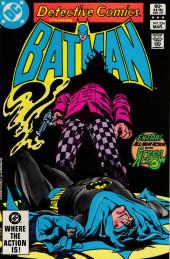 Detective Comics Vol 1 (1937) -524- Deathgrip