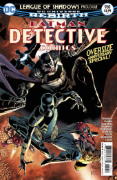 Detective Comics (1937), Période Rebirth (2016) -950- League of Shadows - Prologue : Shadow of a tear