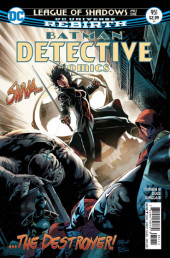 Detective Comics (1937) -951- League of Shadows - Part 1 : Unleashed
