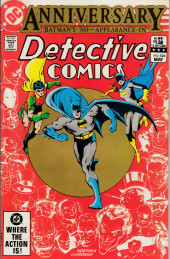 Detective Comics (1937) -526- All my enemies against me