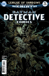 Detective Comics (1937), Période Rebirth (2016) -952- League of Shadows - Part 2 : The Five Fingers of Death