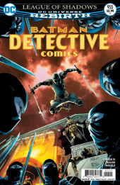 Detective Comics (1937) -955- League of Shadows - Part 5 : Fists of fury