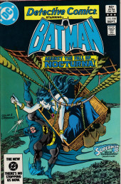 Detective Comics Vol 1 (1937) -530- Passion nocturnale