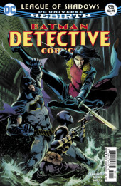 Detective Comics (1937), Période Rebirth (2016) -956- League of Shadows - Finale : The duel