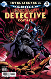 Detective Comics (1937) -958- Intelligence - Part 1