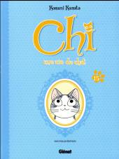Chi - Une vie de chat (grand format) -15- Tome 15