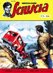 Sciuscia (2e série) -73- La route tragique