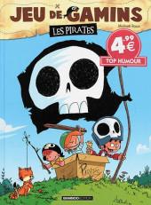 Jeu de gamins -1a18- Les pirates