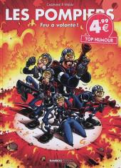 Les pompiers -9a18- Feu à volonté !