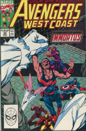 Avengers West Coast (1989) -62- The Witching Hour