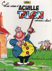 Achille Talon -1c83- Achile Talon cerveau-choc !
