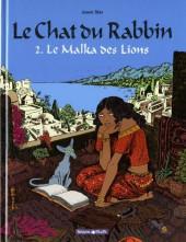 Le chat du Rabbin -2a03- Le malka des lions