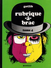 Rubrique-à-Brac -4c1992- Tome 4