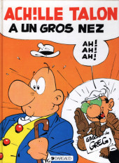 Achille Talon -30a87- Achille Talon a un gros nez Ah! Ah! Ah!