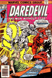 Daredevil Vol. 1 (Marvel - 1964) -138- Where is Karen Page?