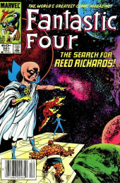 Fantastic Four (1961) -261- The Search for Reed Richards