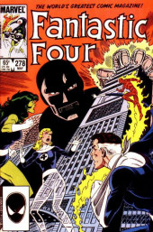 Fantastic Four (1961) -278- True Lies