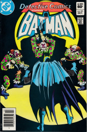 Detective Comics (1937) -531- The face of the chimera